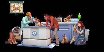 Ветеринарная клиника в Sims 4: ответы на все вопросы