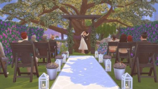 Идеальная свадьба в Sims 4: ответы на все вопросы