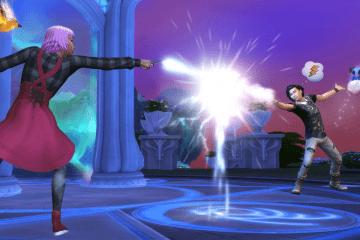 Мод на бесплатные способности волшебников в Sims 4: скачать