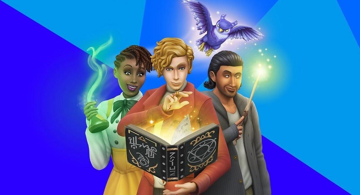 """Как стать чародеем в Sims 4 """"Мир Магии"""": коды и честные способы"""