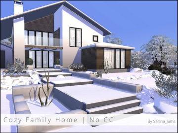 Уютный дом для семьи Cozy Family Home