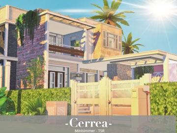 Комфортное и современное жилище Cerrea