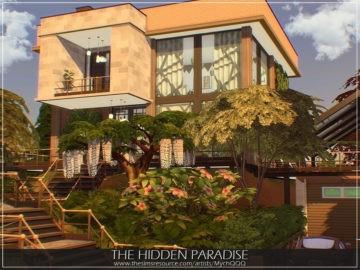 Большой особняк в стиле модерн The Hidden Paradise