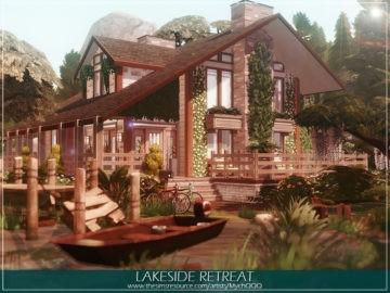 Вилла у озера Lakeside Retreat