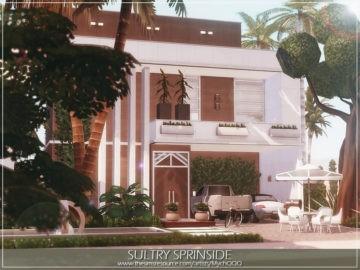 Светлый и современный дом для семьи Sultry Springside