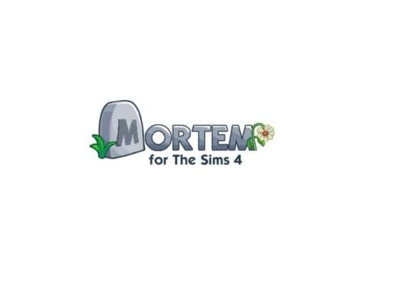 Мод на реалистичную смерть и похороны в Sims 4: Mortem