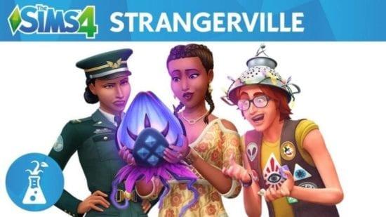 Чит коды Sims 4 Стрейнджервиль: карьера, сюжет и другое