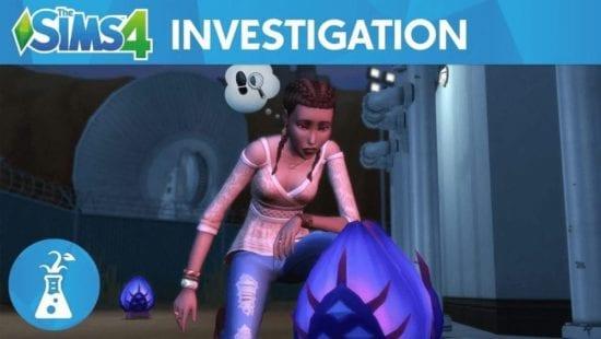 Прохождение Sims 4 Стрейнджервиль: костюм, лавка и тайны