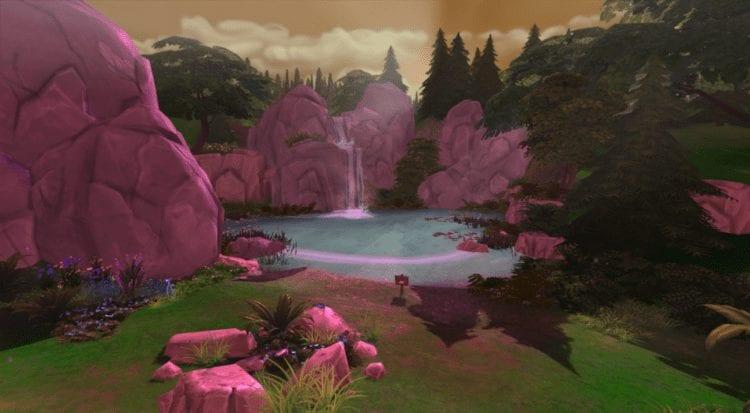 Секретные локации в Sims 4: как посетить скрытые места