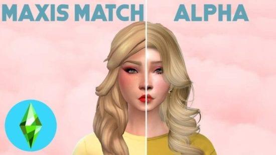Maxis Match или Альфа в Sims 4: какой  стиль лучше?
