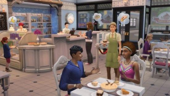 Мод на карьеру пекаря и кондитера Sims 4: Bakery Career на русском