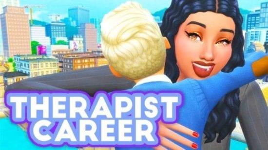 Мод на карьеру психолога Sims 4: на русском языке