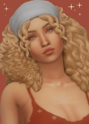 Мягкий скин для Sims 4: Ditty Skinblend