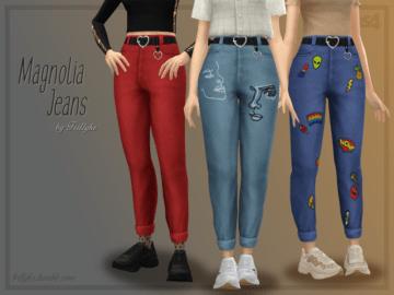 Женские джинсы Magnolia Jeans