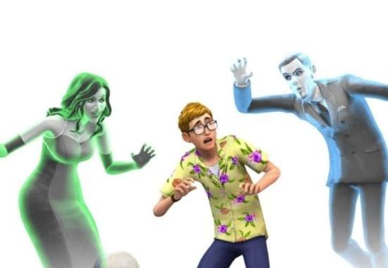 Призраки в Sims 4: как сделать, призвать и превратить в человека
