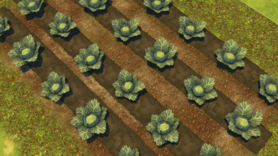 Мод на реалистичные садовые грядки Sims 4: Raised Row Gardening Soil Squares