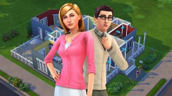 Мод на социальные пособия в Sims 4: SIMMERLINK CAREER