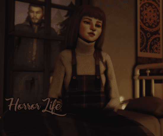"Мод ""Жуткая жизнь"" Sims 4: Horror Life"