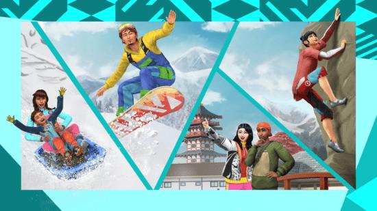 """Чит коды Sims 4 """"Снежные просторы"""": полный список"""