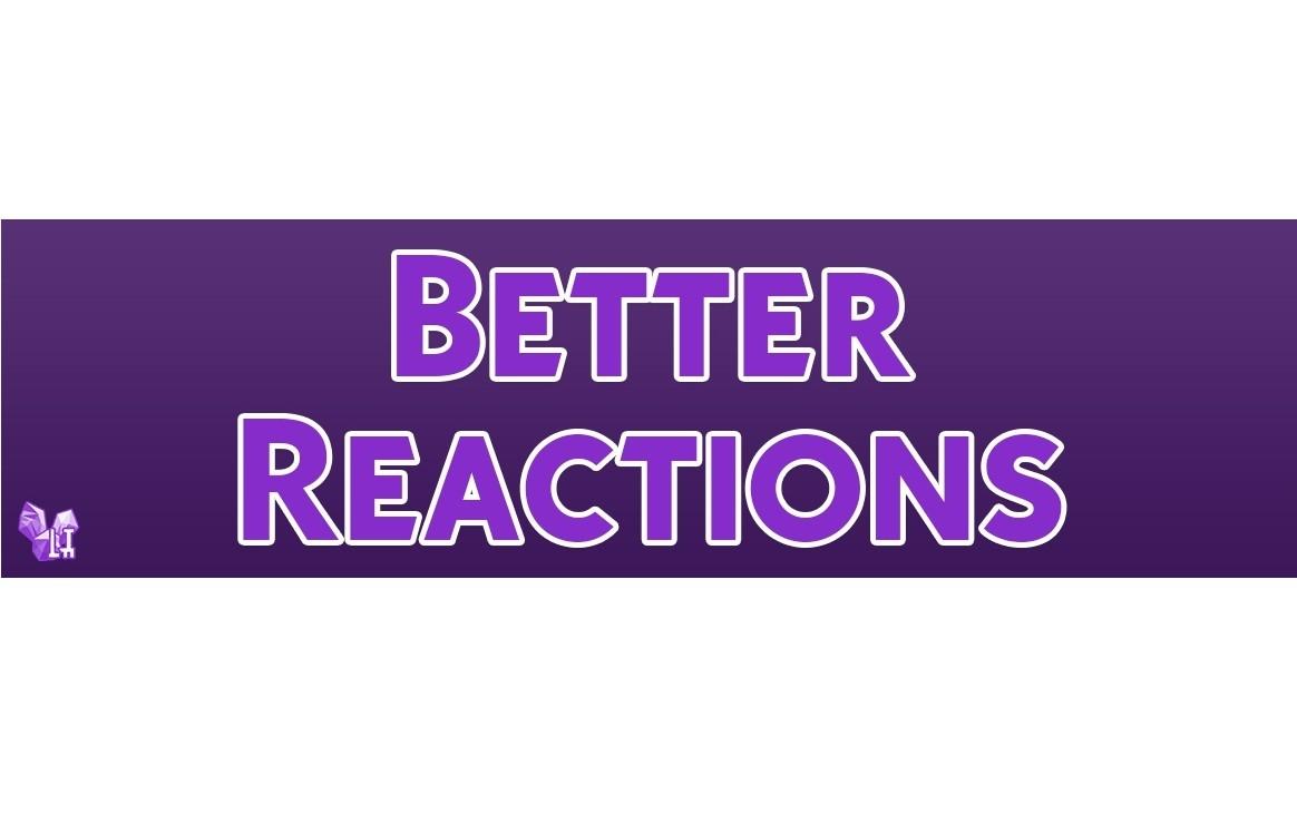 "Мод ""Улучшенные реакции"" для Sims 4: BETTER REACTIONS"