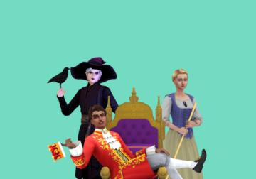 """Мод """"Королевская жизнь"""" для Sims 4: Royalty Mod на русском"""