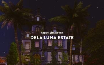 Вампирская усадьба в Дель Соль Велли - Dela Luna Estate
