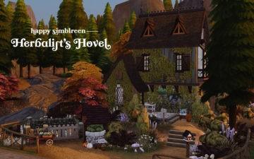 Уютное убежище для волшебника - Herbalist's Hovel