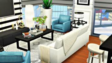 Как установить квартиру в Sims 4?
