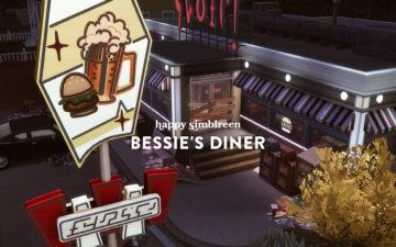 Хоррор-ресторан с Жвачным Растением - Bessie's Diner