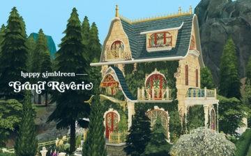 Старинный особняк для чародеев - Grand Reverie