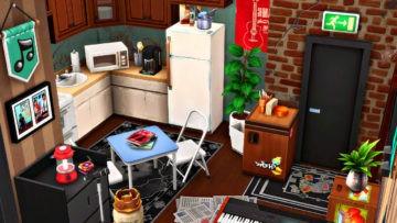"Квартира для бедного музыканта - ""Musician's Apartment"""