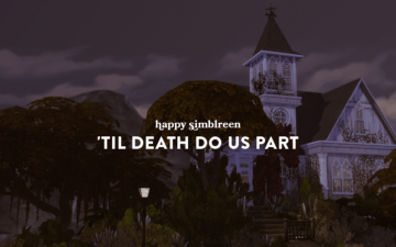 Заброшенная церковь Til Death Do Us Part