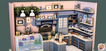 Челлендж Пекарня для Sims 4