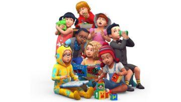 Мод на детские заболевания в Sims 4: Болезни малышей