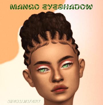 Тени для Sims 4 - Mango Eyeshadow