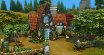 Компактный дом для стариков - Granny Smith's Retirement