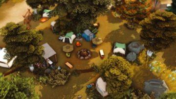 Кемпинг для Sims 4 - Camping