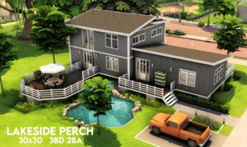 Дом с прудом - Lakeside Perch