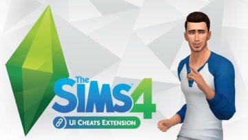 Мод на быстрые чит-коды для Sims 4 - UI Cheats Extension