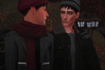 Анимация объятий для Sims 4 - Better Than Words