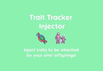 Библиотека скриптов - Trait Tracker Injector