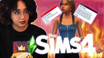 "Мод ""Трудный подросток"" для Sims 4 - Mean Teen Mod"