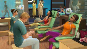 Карьера массажиста для Sims 4