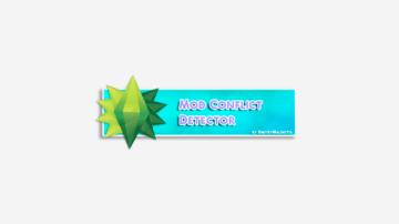 Поиск конфликтных модов для Sims 4 - Mod Conflict Detector