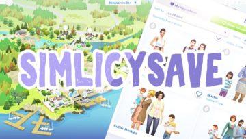 Готовое сохранение для Sims 4 от SimLicy