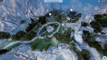 Мод на улучшенные карты для Sims 4 - Better Maps